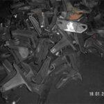 Träger, GGG, ca. 2 kg, roh gegossen, ohne Bearbeitung