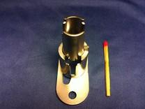 Stulp Material: 316L Gewicht: 30g