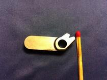 Übergabe Material: MIM4605 (Fe2Ni0.5Mo) Gewicht: 4 g