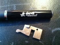 Heber MIM  Material: MIM4605 (Fe2Ni0.5Mo)  Gewicht: 5 g